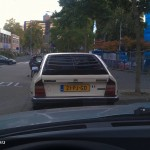 CITROEN CX 25 GTI AUTOMATIC - 21-PJ-GD